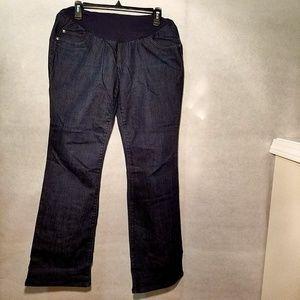 INDIGO BLUE Maternity Jeans Denim Secret Fit Belly